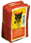 Black Cat Firecracker 5 Pack