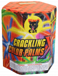 Crackling Color Palms