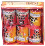 Crazy Cracklers 6 Pack