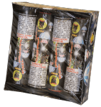 Double Night Parachute 4 Pack