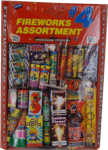 #4 Fireworks Assortment