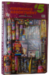 #5 Fireworks Assortment