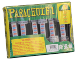 7 Color Changing Parachute 6 Pack