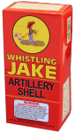 Whistling Jake Artillery Shell*